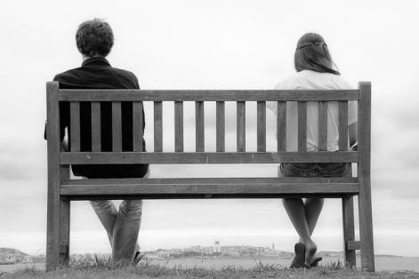 parejas distantes