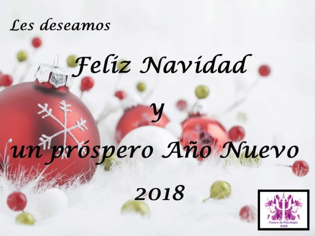 Felicitación navideña 2017